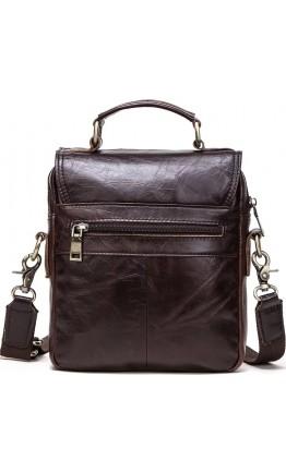 Мужская удобная сумка - барсетка CS0215