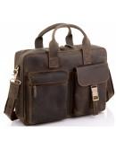 Фотография Мужская винтажная сумка для ноутбука Tiding Bag D4-058R