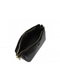 Черная женская сумка на плечо Riche F-A25F-FL-571WA