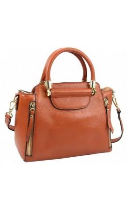 Кожаная яркая женская сумка Riche F-A25F-FL-86002WB