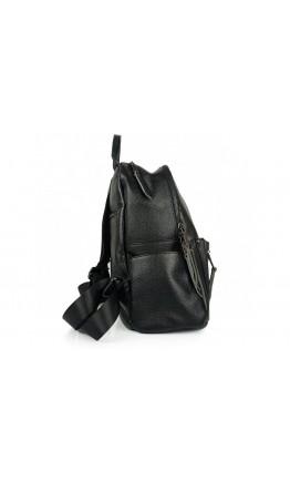 Черный кожаный рюкзак Olivia Leather F-A25F-FL-868WA