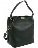 Фотография Женская зеленая кожаная сумка Riche F-A25F-FL-89012WGR
