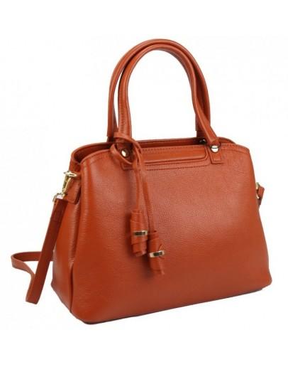 Фотография Кожаная женская сумка Riche F-A25F-FL-89056WO