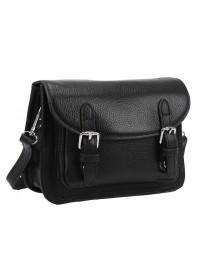Черная женская маленькая сумочка Riche F-A25F-FL-89067WA
