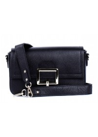Женская черная жоная сумочка Grays F-FL-BB-2026A