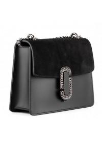 Женская кожаная сумка среднего размера Grays F-S-BB-3298A