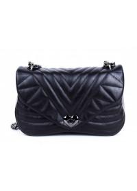 Кожаная женская сумка на плечо на цепочке Grays F-S-BB-3388A
