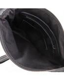 Фотография Черная сумка через плечо кожаная Tarwa FA-1300-43md