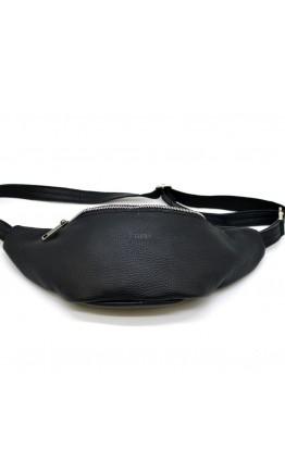 Мужская кожаная классическая сумка на пояс Tarwa FA-3006-4lx