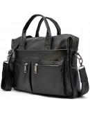 Фотография Кожаная мужская сумка на каждый день 77122-4 rep