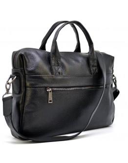 Кожаная мужская сумка на каждый день 77122-4 rep
