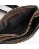 Фотография Коричневая сумка на пояс из кожи флотар Tarwa FC-0741-3md