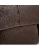 Фотография Коричневая мужская кожаная сумка на плечо Tarwa FC-1301-3md