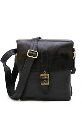Мужская сумка через плечо черная Tarwa FGA-7157-3md