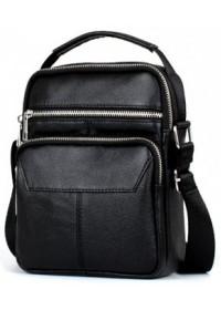 Небольшая мужская сумочка в руку и на плечо FR0100