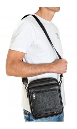 Мужская кожаная сумка через плечо - барстетка FZ-412-3