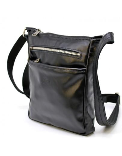 Фотография Кожаная сумка на плечо мужская Tarwa GA-1300-4lx
