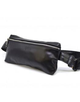 Мужская кожаная сумка на пояс и на грудь Tarwa GA-1818-4lx
