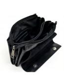 Фотография Черный кожаный мужской клатч Tarwa GA-2801-3md