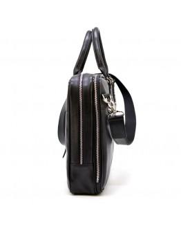 Деловая мужская кожаная сумка для ноутбука Tarwa GA-4767-4lx