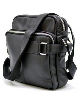 Мужская кожаная сумка мессенджер Tarwa GA-6012-3md