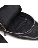 Фотография Рюкзак на одно плечо черный Tarwa GA-6101-3md