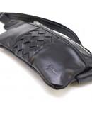 Фотография Мужская сумка на пояс черная Tarwa GA-8034-4lx