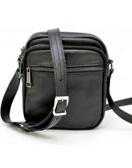 Небольшая сумка на плечо с темной молнией Tarwa GA-8086-3mdb