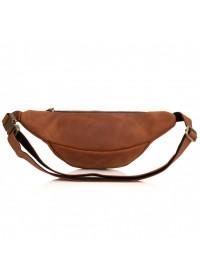 Винтажная коричневая мужская сумка на пояс Tarwa GB-3035-3md