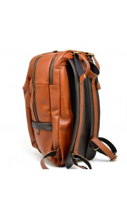 Коричневый вместительный мужской рюкзак Tarwa GB-7340-3md