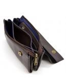 Фотография Коричневый кожаный мужской клатч Tarwa GC-2801-3md
