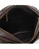 Фотография Коричневая мужская кожаная сумка на плечо Tarwa GC-60122-3md
