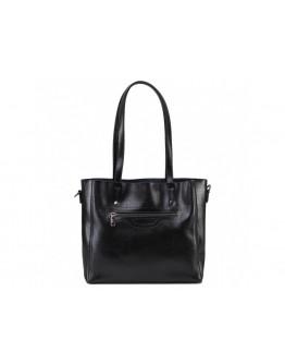 Черная женская сумка GRAYS GR-8869A