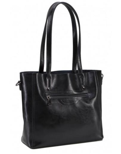 Фотография Черная женская сумка GRAYS GR-8869A