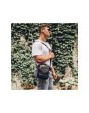 Фотография Кожаная мужская сумка барсетка Ricardo Pruno RP23-2301A
