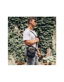 Кожаная мужская сумка барсетка Ricardo Pruno RP23-2301A