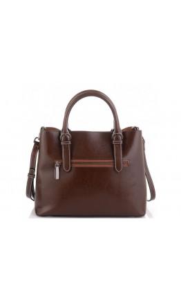 Женская коричневая сумка Grays GR3-8501B