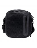 Фотография Черная сумка на плечо из нейлона JCB 20S Black