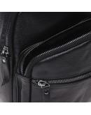 Фотография Мужской черный слинг кожаный Keizer K11037-black