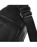 Фотография Мужская сумка на плечо - рюкзак Keizer K118-black
