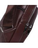 Фотография Коричневый кожаный слинг Keizer K12096-brown
