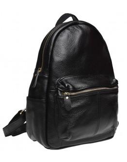 Женский кожаный рюкзак Keizer K1339-black