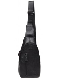 Мужской слинг на одно плечо Keizer K15038-black