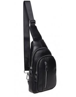 Сумка - рюкзак мужская слинг Keizer K15055-black