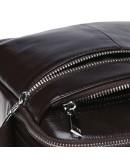 Фотография Коричневая мужская кожаная сумка Keizer K16013-brown