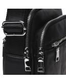 Фотография Черная сумка - барсетка Keizer K16018-black