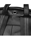 Фотография Мужской кожаный рюкзак Borsa Leather k168001-black
