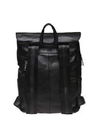 Мужской кожаный рюкзак Keizer K168014-black