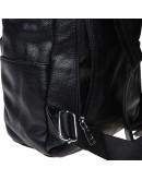 Фотография Мужской кожаный рюкзак Keizer K168014-black