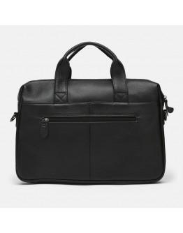 Кожаная мужская сумка для документов Keizer K17122-black